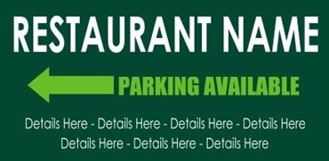 Picture for category Restaurant Banners