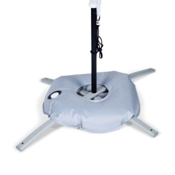 Picture of Feather Flag Cross-Base Stand (BASE ONLY, No Pole)