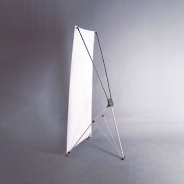 """Picture of 31.5"""" X-Banner Stand"""