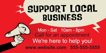 Picture of Support Local 4