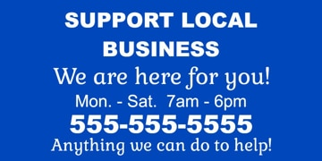 Picture of Support Local 1