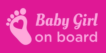 Picture of Baby On Board 4