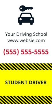 Picture of Student Driver 3