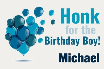 Picture of Birthday Sign 2