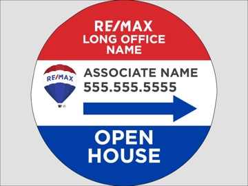 Picture of RE/MAX - Stacked Open House Long Office (circle)