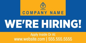 Picture of Now Hiring 6