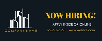 Picture of Now Hiring 8