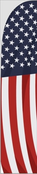 Picture of Feather Flag - Specialty feather Banner 4