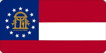 Picture of Flags - Georgia