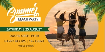Picture of Promotional (Events)-Beach Party-02