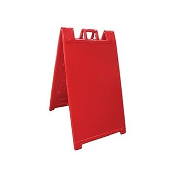 Picture of 36x24 Red Sandwich Board